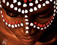 África Esplendor Cover