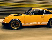 Porsche 911 GT Renders