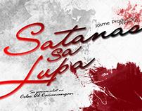Poster Design (Satanas Sa Lupa)