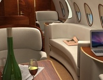 AirJet Interior design concept