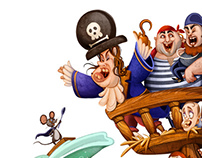 Pirates and mice!