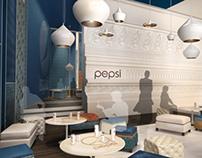 Pepsi Concept Store - Mumbai