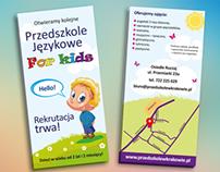 Private Kindergarten For Kids