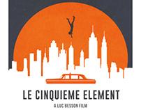 Le cinquième élément - Movie poster