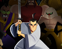 Samurai Jack - Cartoon Tribute
