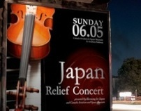 Japan Relief Concert, Ottawa, Canada