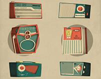 1960's Transistor Radios