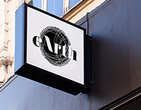 Earth | Clothing shop Branding