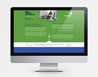 Starbeam Website & Brochure
