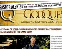 GodQuest Promo Page