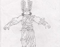 Hanuman Char