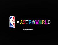 NBA x ASTROWORLD | HOUSTON ROCKETS REMAKE