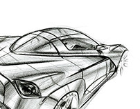 Auto Sketchbook #1