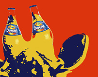 Orangina: Naturally Shaped