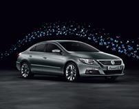 Volkswagen Nouvelle PASSAT CC / Campagne de lancement