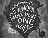 Week 20: Mark Twain