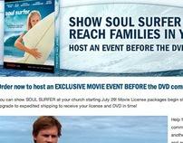 Soul Surfer Promo Page