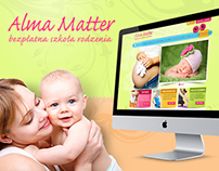 Alma Matter - Free birth school website