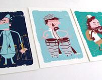 Serigraphs