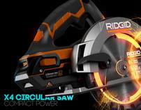 X4 Circular Saw