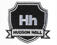 Hudson Hall - branding