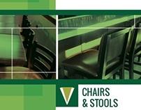 Vitro Seating Product's Catalog & Price List