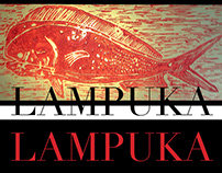LAMPUKA - LINO PRINTING [TEST PIECE]