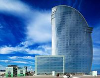 W Barcelona Hotel