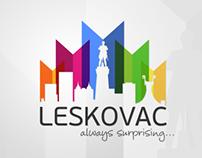 Leskovac Brand Identity