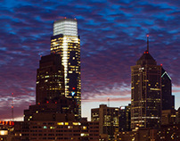 The City Shimmers | Philadelphia, Pennsylvania