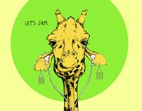 Jam Animals