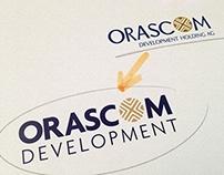 Orascom Identity Facelift