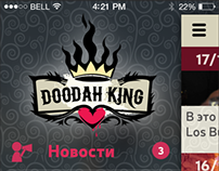 Doodah King Pub mobile app