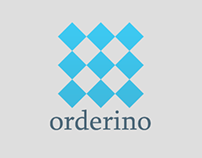 Orderino mobile app