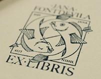 EX-LIBRIS JANA FONTDEVILA
