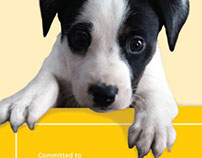 "Gabriel's Angel's ""Puppy Love"" Sponsorship Ad"