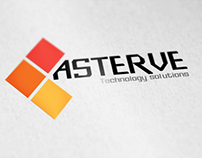 Asterve Branding