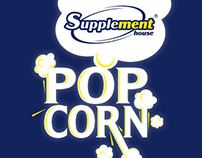 Supplement house popcorn