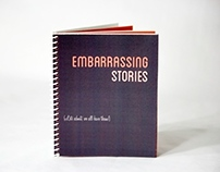 Embarrassing Stories Booklet