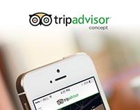 Tripadvisor Redesign Concept