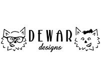 dewar // logo