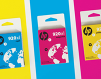 HP Ink Sustainable Packaging