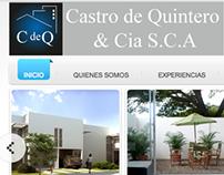 Castro de Quintero & Cia S.C.A