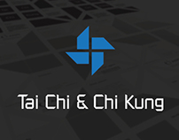 Tai Chi & Chi Kung classes - branding