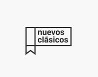 Nuevos Clásicos - Publishing House Identity