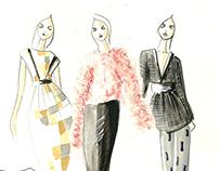 Lines, Furs, & Grids