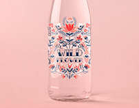 Wild Flower Bottle