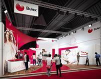 Exhibition Stand for Bulex @ Batibouw 2015