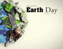 Earth Day Idents
