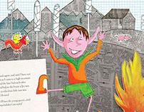 Rumpelstiltskin Illustrations